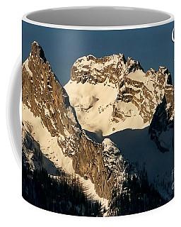 Mountain Christmas Austria Europe Coffee Mug