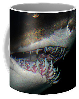 Mouthy Coffee Mug