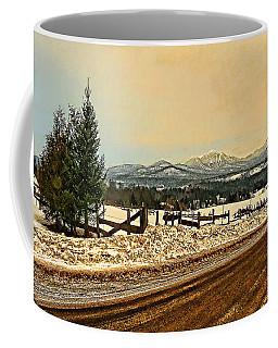Mud Season Coffee Mug by John Selmer Sr