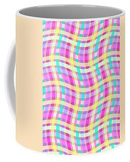 Multi Check Coffee Mug