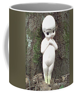 Muneca Coffee Mug by Randy Burns