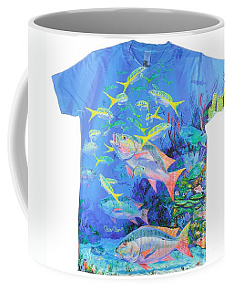 Mutton Snapper Mens Shirt Coffee Mug