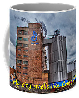 My City Smells Like Cheerios Coffee Mug