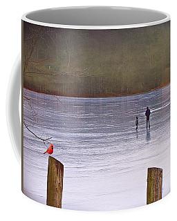 My First Walk On Water Coffee Mug