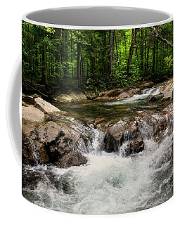 Coffee Mug featuring the photograph Natural Pool by Adrian LaRoque