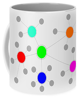 Network Coffee Mug