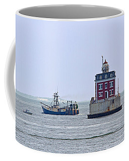 New London Ledge Lighthouse. Coffee Mug