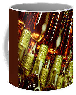 Coffee Mug featuring the photograph New Wine by Lainie Wrightson