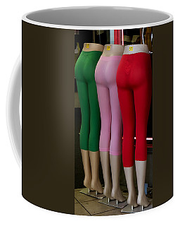 No Ifs Ands Or Butts Coffee Mug