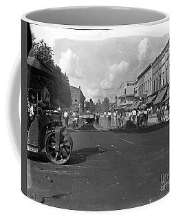 No More Dirt Streets Coffee Mug