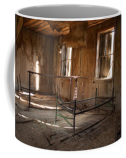 Coffee Mug featuring the photograph No More Time To Sleep by Fran Riley