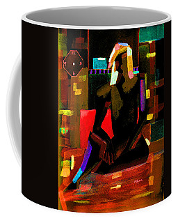 No Time Like The Present Coffee Mug