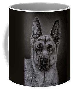 Noble - German Shepherd Dog  Coffee Mug