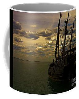 Notorious The Pirate Ship Coffee Mug
