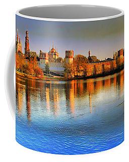 Novodevichy Convent Coffee Mug