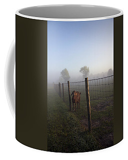 Nubian Goat Coffee Mug by Lynn Palmer