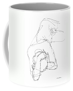 Nude Male Drawings 7 Coffee Mug