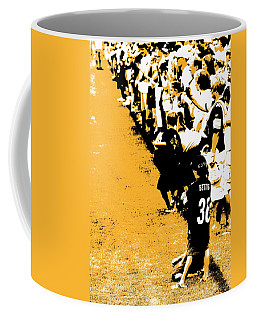 Number 1 Bettis Fan - Black And Gold Coffee Mug