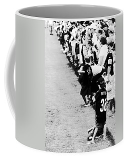 Number 1 Bettis Fan - Black And White Coffee Mug
