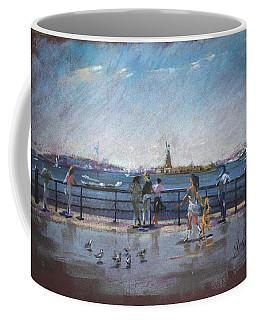 Nyc Grand Ferry Park 2 Coffee Mug
