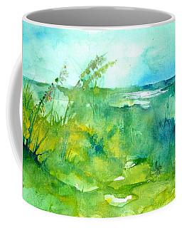 Ocean And Shore Coffee Mug