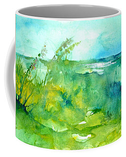 Ocean And Shore Coffee Mug