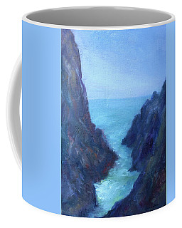 Ocean Chasm Coffee Mug