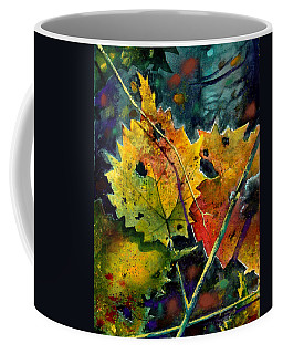 Coffee Mug featuring the painting Oct 2nd by Andrew King