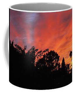 October Sunset 10 Coffee Mug