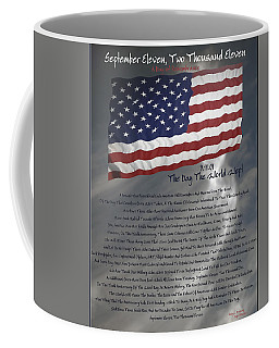 Ode For September Eleven Anniversary Coffee Mug