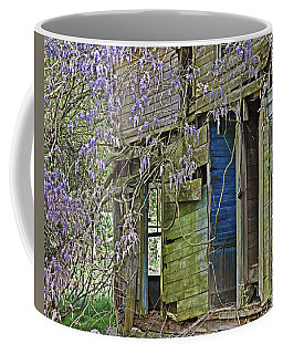 Old Abandoned House Coffee Mug