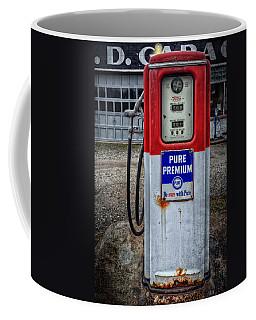 Old And Rustu Pump 2  Coffee Mug