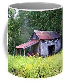 Old Barn Near Silversteen Road Coffee Mug