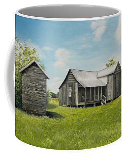 Old Clark Home Coffee Mug