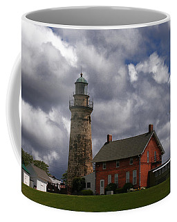 Old Fairport Harbor Light Coffee Mug