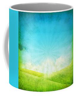 Old Grunge Paper Coffee Mug