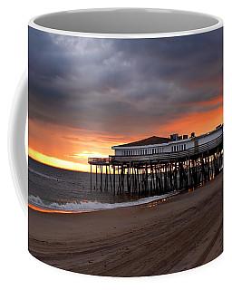 Old Jennettes Pier Coffee Mug