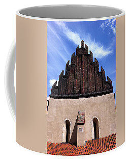 Old New Synagogue Coffee Mug