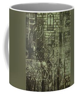 Old Oriental Story Coffee Mug