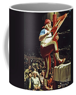 Old School Wrestling From The Cow Palace With Moondog Mayne Coffee Mug