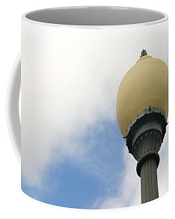 Old Street Light Coffee Mug