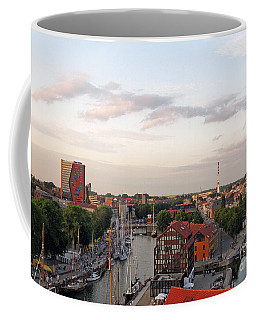 Old Town Klaipeda. Lithuania. Coffee Mug