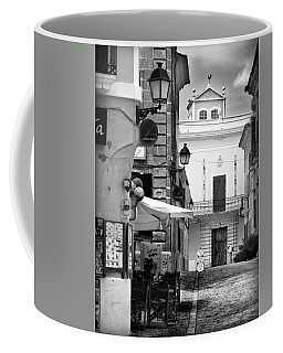 Coffee Mug featuring the photograph Old Town by Pedro Cardona