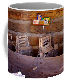 Coffee Mug featuring the photograph Old West 2 by Deniece Platt