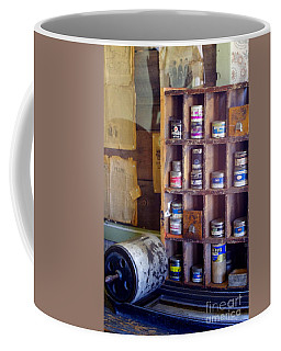 Coffee Mug featuring the photograph Old West 6 by Deniece Platt