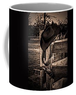 Old West Coffee Mug by Doug Long
