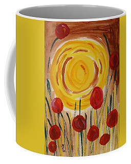 On A Sunny Island Coffee Mug by Mary Carol Williams