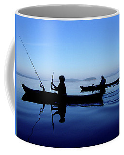 On The Deep Blue Sea Coffee Mug