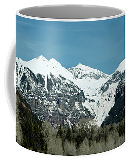 On The Road To Telluride Coffee Mug