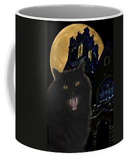 One Dark Halloween Night Coffee Mug